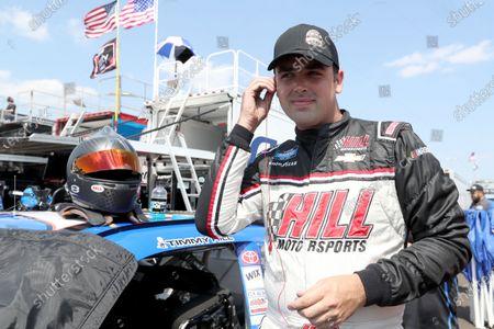 Editorial picture of NASCAR XFINITY 2021: Nashville, Nashville Superspeedway, United States of America - 18 Jun 2021