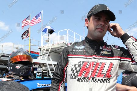 NASHVILLE SUPERSPEEDWAY, UNITED STATES OF AMERICA - JUNE 18: #13: Timmy Hill, Motorsports Business Management, Toyota Supra Bret Baier Special Report at Nashville Superspeedway on Friday June 18, 2021, United States of America. (Photo by LAT Images)