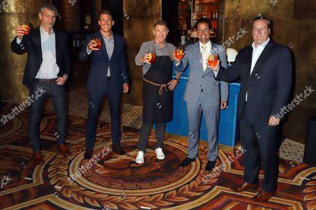 Editorial photo of 'Amalfi' restaurant grand opening, Las Vegas, Nevada, USA - 18 Jun 2021