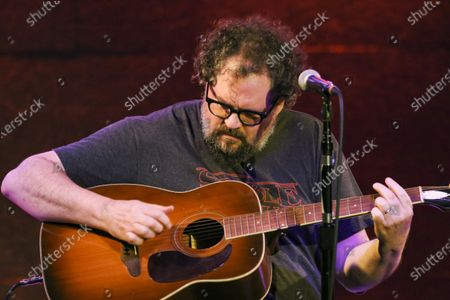 Editorial photo of Patterson Hood In Concert - , Atlanta, United States - 18 Jun 2021