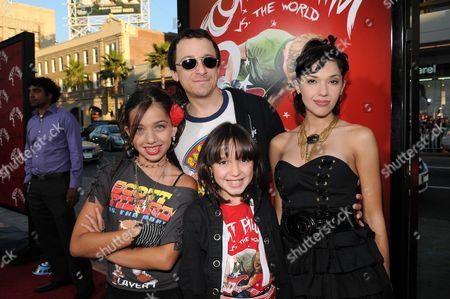 Editorial image of 'Scott Pilgrim VS. the World' Film Premiere, Los Angeles, America - 27 Jul 2010