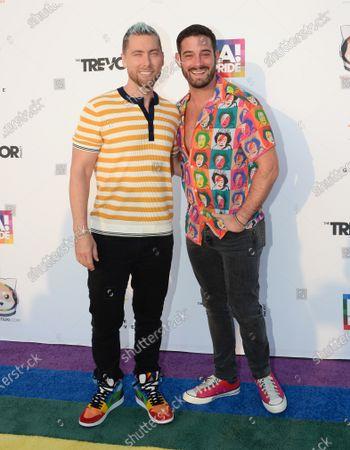 Editorial image of Bingo Under the Stars in Celebration of LA Pride, Los Angeles, California, USA - 18 Jun 2021
