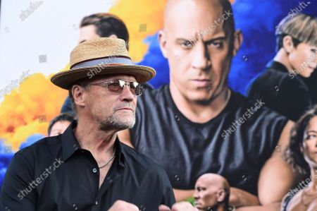 """Michael Rooker arrives at the Los Angeles premiere of """"F9: Fast & Furious 9"""" at the TCL Chinese Theatre on"""