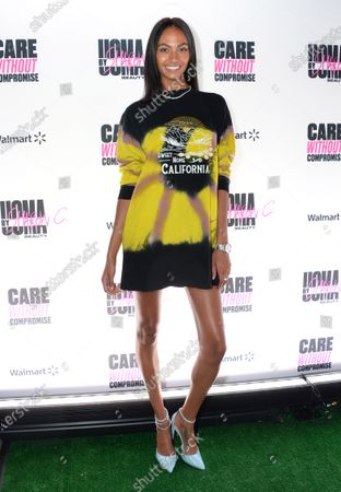 Editorial picture of UOMA & Juneteenth Red Carpet Celebration, Los Angeles, Californiam USA - 18 Jun 2021