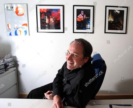 Editorial picture of Bob Shennan, controller of BBC Radio 2 and BBC 6 Music, London, Britain - 15 Jul 2010