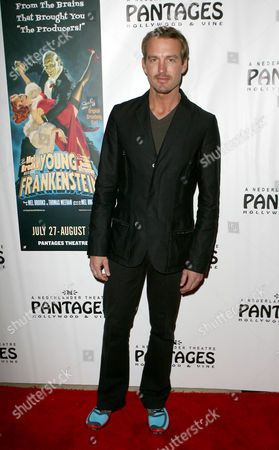 Editorial photo of 'Young Frankenstein' musical premiere, Los Angeles, America - 27 Jul 2010