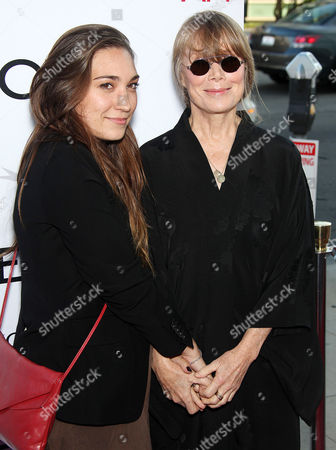 Sissy Spacek and Madison Fisk
