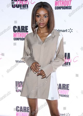 Stock Picture of Television personality Zuri Hall