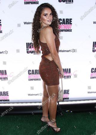 Actress Madison Pettis