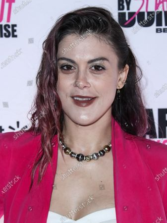 Stock Image of Actress Lindsey Shaw