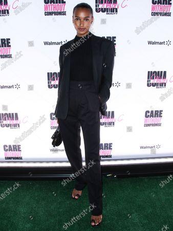 Stock Photo of Model Jasmine Tookes