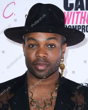 Stock Picture of Todrick Hall