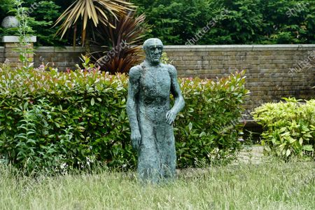 The Elisabeth Frink statue in the abbey ruins.People of Reading came together today to celebrate 900 years since Reading Abbey, one of EuropeÕs largest royal monasteries, was founded by King Henry I of England.Reading Abbey was founded in 1121 and was one of the wealthiest and most important monasteries of medieval England.Today, the remains of the Abbey can be found throughout the former precinct known as the Abbey Quarter in the heart of Reading, sharing the site with the Victorian Reading Prison buildings. It is a site of huge archaeological and historic importance.