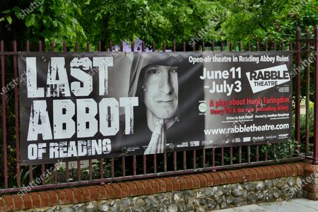 Editorial photo of Reading Abbey 900 Year Celebrations, Reading, Berkshire, UK - 19 Jun 2021