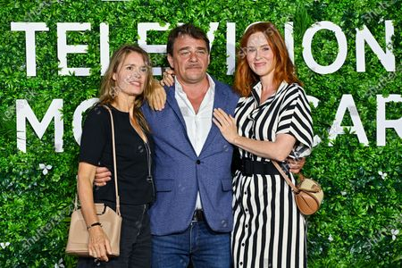 'Engrenages' photocall