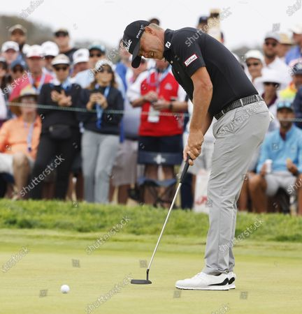 Editorial image of 2021 US Open golf tournament in San Diego, USA - 19 Jun 2021