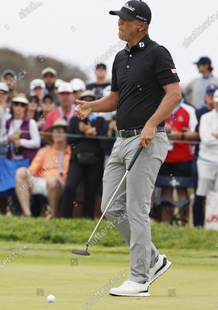 Editorial picture of 2021 US Open golf tournament in San Diego, USA - 19 Jun 2021