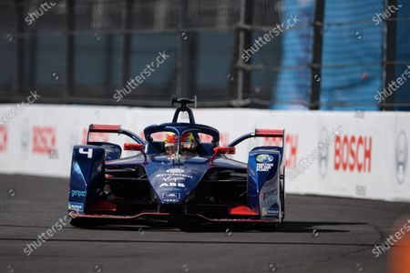 Formula E Puebla E-Prix, Round 8