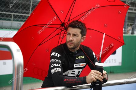 AUTODROMO NAZIONALE MONZA, ITALY - JUNE 19: Mike Rockenfeller, Abt Sportsline at Autodromo Nazionale Monza on Saturday June 19, 2021 in Monza, Italy. (Photo by Alexander Trienitz / LAT Images)