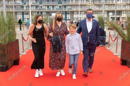Editorial picture of Culture Oostende Film Festival Ffo Night, Oostende, Belgium - 19 Jun 2021