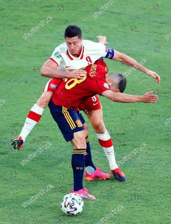 Spain v Poland