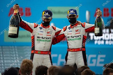Editorial photo of FIA Formula E World Championship, Puebla, Mexico - 19 Jun 2021