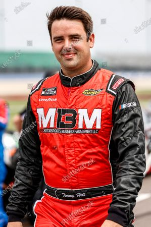 NASHVILLE SUPERSPEEDWAY, UNITED STATES OF AMERICA - JUNE 19: #13: Timmy Hill, Motorsports Business Management, Toyota Supra Bret Baier Special Report at Nashville Superspeedway on Saturday June 19, 2021, United States of America. (Photo by LAT Images)