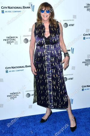 Editorial image of Tribeca Film Festival, Closing Night Celebration, Radio City Music Hall, New York, USA - 19 Jun 2021