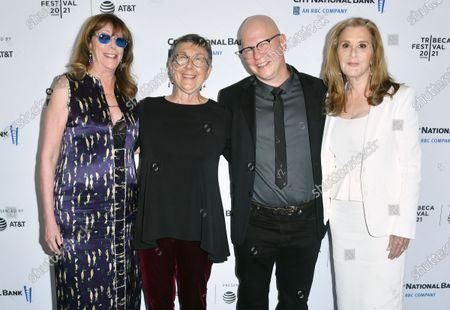 Stock Photo of Jane Rosenthal, Julie Reichert, Steve Bognar, and Paula Weinstein