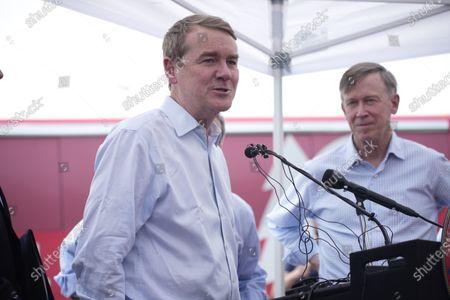 Editorial picture of Colorado Senators, Aurora, United States - 18 Jun 2021