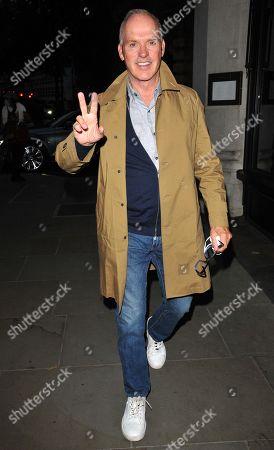 Stock Image of Michael Keaton