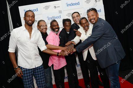 Editorial image of 'The Five Heartbeats' film premiere, Arrivals, Tribeca Film Festival, New York, USA - 19 Jun 2021