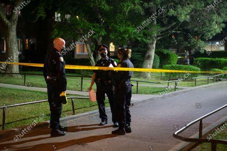 Fatal shooting in Toronto