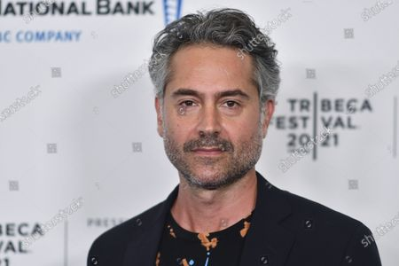 Stock Photo of Omar Metwally attends the premiere of Dave Chappelle's untitled documentary during the closing night celebration for the 20th Tribeca Festival, at Radio City Music Hall,, in New York