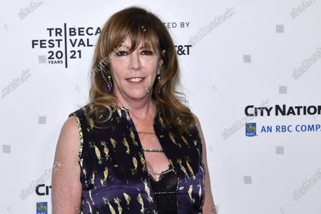 Stock Picture of Jane Rosenthal attends the premiere of Dave Chappelle's untitled documentary during the closing night celebration for the 20th Tribeca Festival, at Radio City Music Hall,, in New York