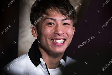 Editorial picture of Michael Dasmarinas vs. Naoya Inoue, Las Vegas, USA - 19 Jun 2021