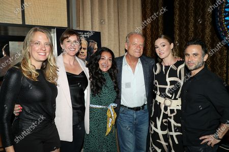 Amanda Bowers (Producer),Molly Conners (Producer), Jane Oster(Producer), Kelsey Grammer, Julia Stiles, Austin Stark (Writer/Director)