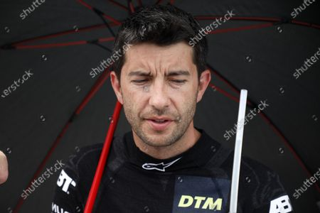 AUTODROMO NAZIONALE MONZA, ITALY - JUNE 20: Mike Rockenfeller, Abt Sportsline at Autodromo Nazionale Monza on Sunday June 20, 2021 in Monza, Italy. (Photo by Alexander Trienitz / LAT Images)