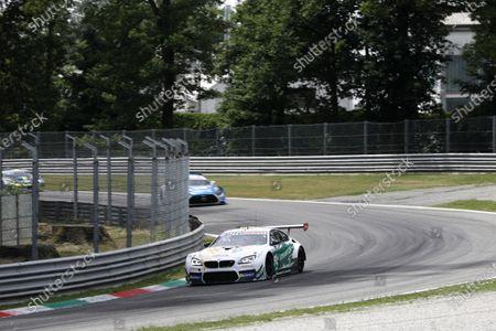 AUTODROMO NAZIONALE MONZA, ITALY - JUNE 20: Marco Wittmann, Walkenhorst Motorsport BMW M6 GT3 at Autodromo Nazionale Monza on Sunday June 20, 2021 in Monza, Italy. (Photo by Alexander Trienitz / LAT Images)