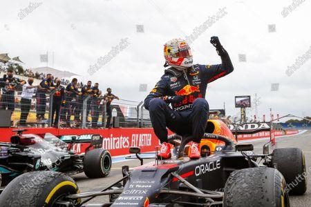 F1 French Grand Prix, Race