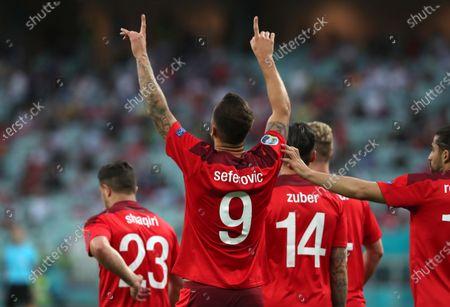 Switzerland v Turkey