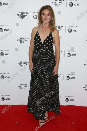 """Editorial picture of 2021 Tribeca Festival - """"The God Committee"""" Premiere, New York, United States - 20 Jun 2021"""
