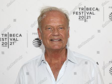 """Stock Photo of Actor Kelsey Grammer attends the premiere of """"The God Committee"""" during the 20th Tribeca Festival at Brooklyn Commons MetroTech, in New York"""