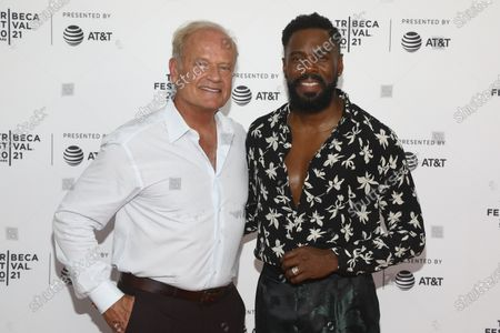 """Editorial image of 2021 Tribeca Festival - """"The God Committee"""" Premiere, New York, United States - 20 Jun 2021"""