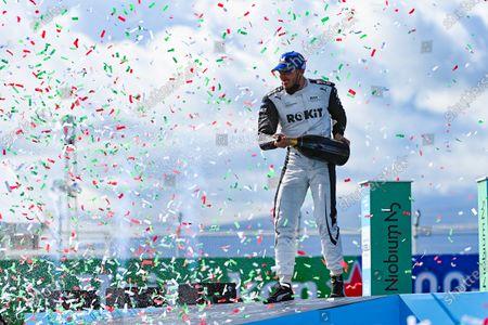 Formula E Puebla E-Prix, Round 9