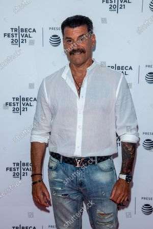John Bianco attends the Clean Premiere during the 2021 Tribeca Festival at Brooklyn Commons, MetroTech in New York City.