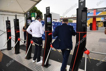 20.06.2021, Circuit Paul Ricard, Le Castellet, FORMULA 1 EMIRATES GRAND PRIX DE FRANCE 2021 , in the picture FIA President Jean Todt
