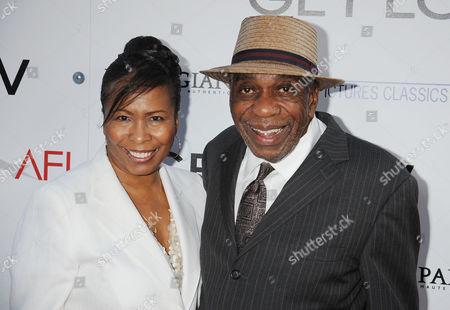 Bill Cobbs (R) and Caroline Cobbs