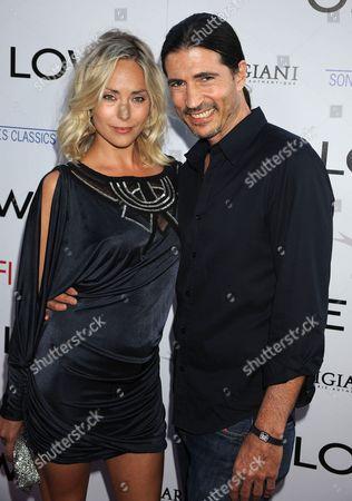 Sarah Skogland and Billy Wirth