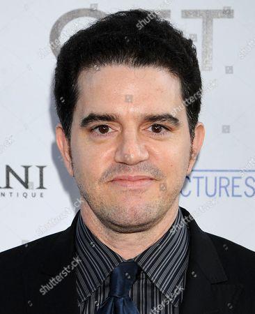 Stock Picture of Director Aaron Schneider